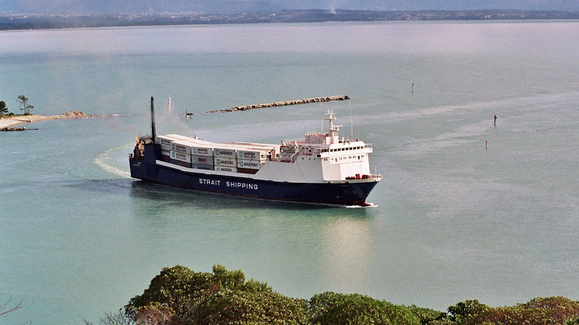 Bluebridge MV Kent